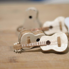Gitar by Александър Бл - Artistic Objects Musical Instruments