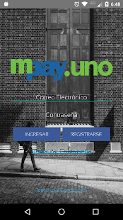 MPayUno - screenshot