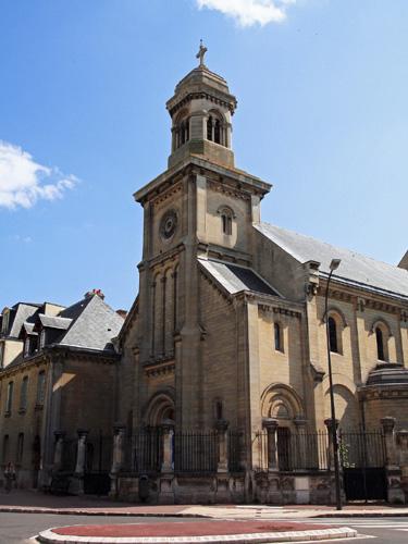 photo de Chapelle des Franciscaines (Saint Louis)