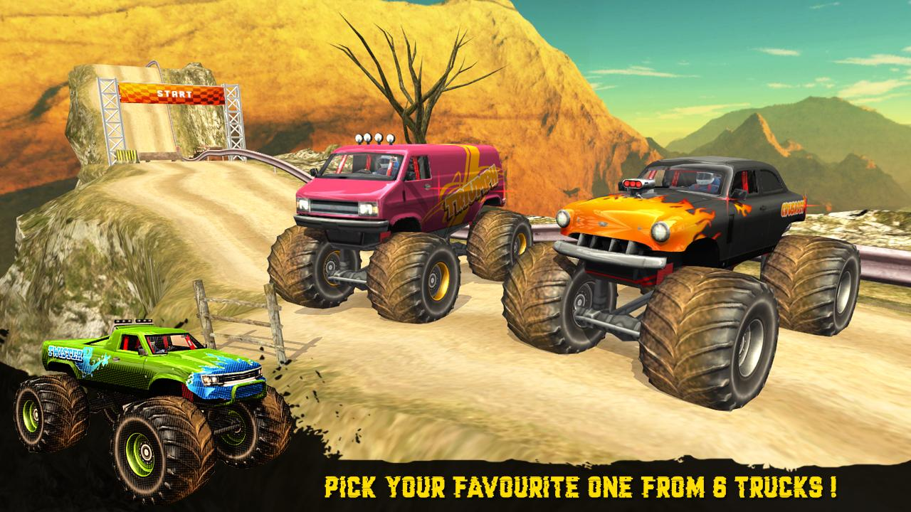 4X4 OffRoad Racer - Racing Games Screenshot 9
