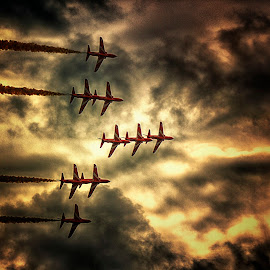 by Kelly Murdoch - Transportation Airplanes