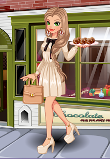 dress up make up games - screenshot