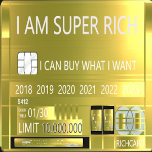 I AM RICH app for android