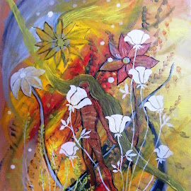 by Vesna Disich - Painting All Painting