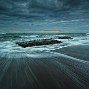by Oka Wimartha - Landscapes Waterscapes