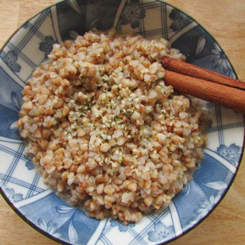 Kasha Recipe / Buckwheat Groats
