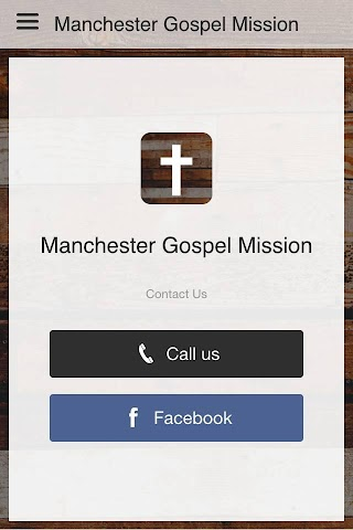 android Manchester Gospel Mission Screenshot 0