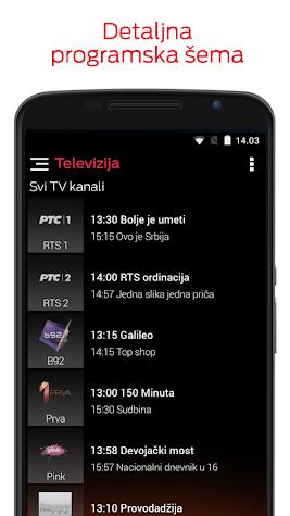 mtsTV GO Screenshot