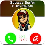 Call From Subway Surfer Icon