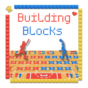 Download Building Blocks Keyboard for PC - Free Tools App for PC