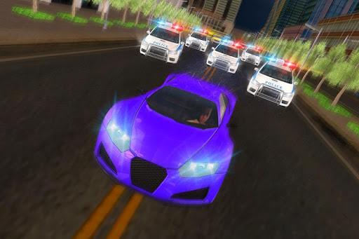 Miami Police Highway Car Chase City Hot Crime War screenshot 3