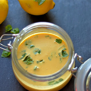 Thai Lemon Coconut Curry Dressing