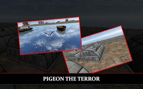 Admiral General Pigeon - screenshot