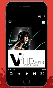 Videoplayer hd - alle Format Media Player 2018 Screenshot