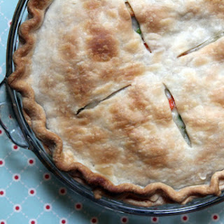 Easy Chicken Pot Pie Pie Crust Recipes