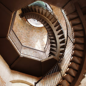 The Stairs by Photo Creations - Buildings & Architecture Other Exteriors ( interior, building, stairs, architecture )