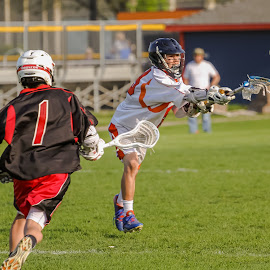 by Gary Duncan - Sports & Fitness Lacrosse
