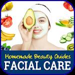 Homemade Beauty Guides: Facial Care Icon