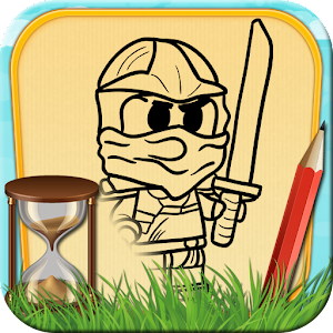 App Time Draw for Lego Ninjago APK for Windows Phone