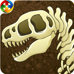 Archeologist Dinosaur Game