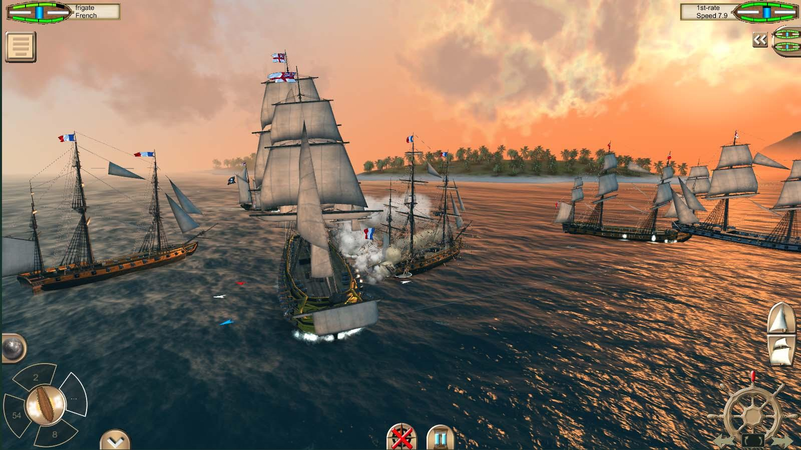The Pirate: Caribbean Hunt Screenshot 2