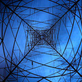 Pylon by Asrul CikguOwn - Buildings & Architecture Architectural Detail