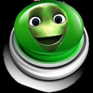 Green alien dance button For PC / Windows 7/8/10 / Mac – Free Download