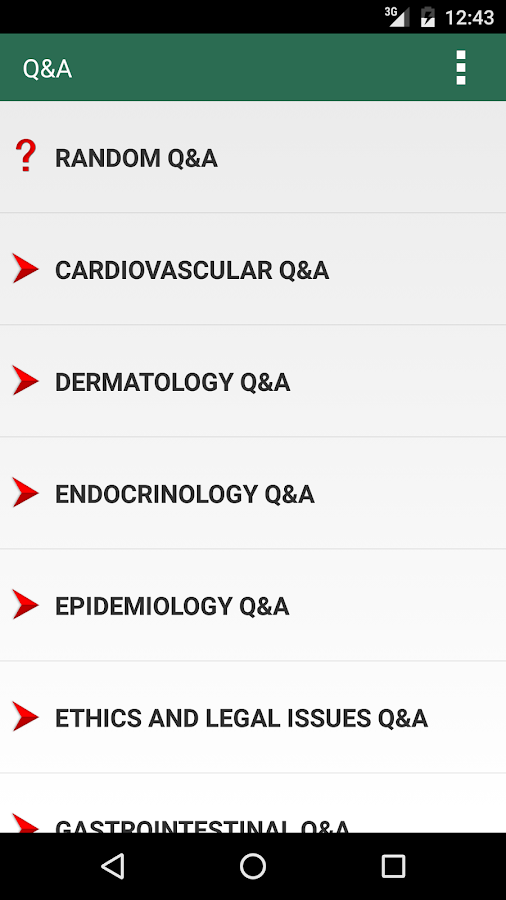 First Aid USMLE Step 2 CK 9/E Screenshot 4
