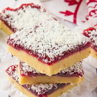 Raspberry Coconut Bars Recipes