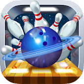 Download Galaxy Bowling 3D Free APK on PC