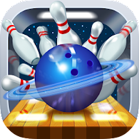 Galaxy Bowling ™ 3D Free For PC (Windows And Mac)