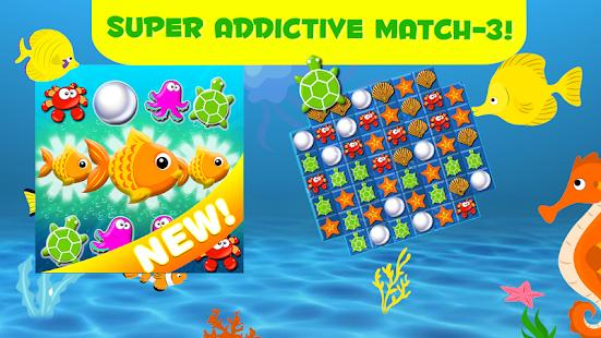 Fish puzzles mania underwater apk 1 2 1 free puzzle apps for Fish mania game