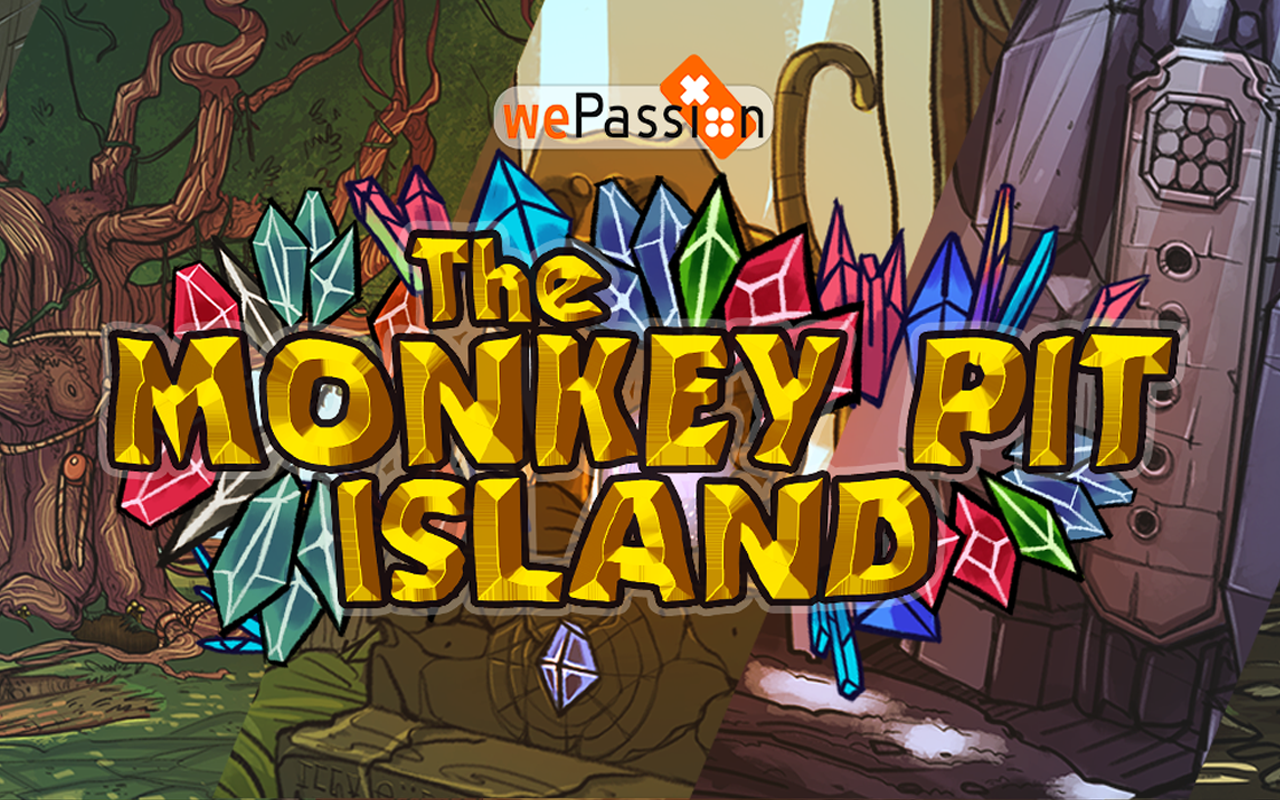 The Monkey Pit Island - Survive the treasure curse Screenshot 15