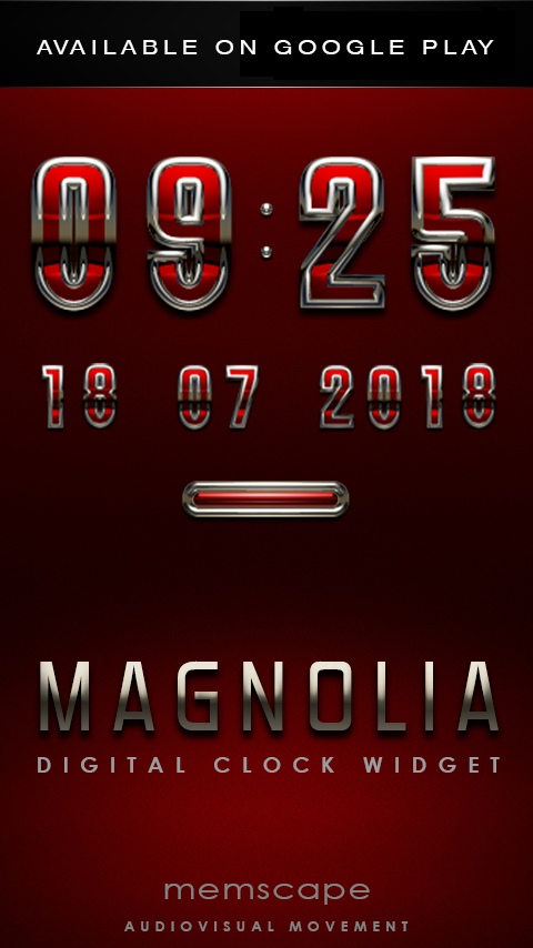 MAGNOLIA Next Launcher Theme Screenshot 5