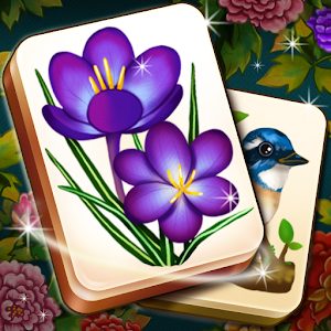 Mahjong Blossom Solitaire For PC / Windows 7/8/10 / Mac – Free Download