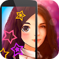 Game Maker anime manga avatar APK for Kindle