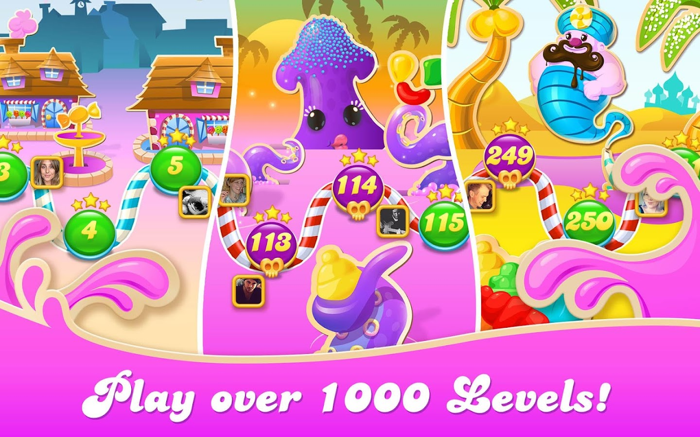 Candy Crush Soda Saga Screenshot 15
