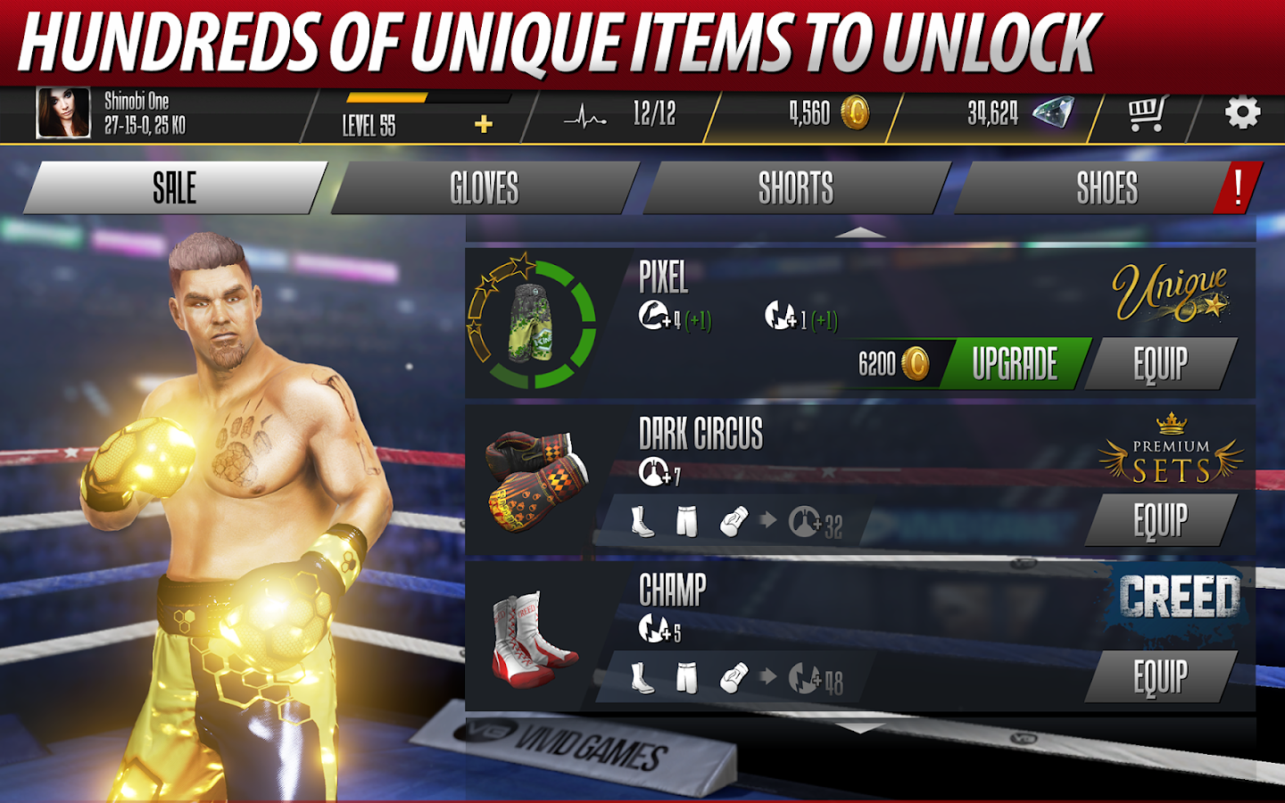 Real Boxing 2 ROCKY Screenshot 5