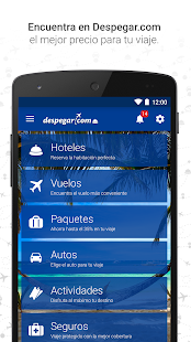 Despegar.com Hoteles y Vuelos APK for iPhone