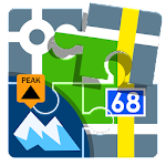 Augmented Reality for Locus Map Icon