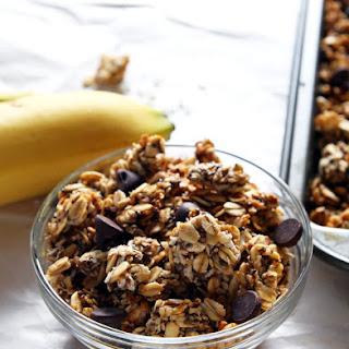 Banana Coconut Granola Recipes