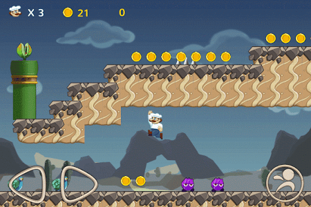 Super Run Adventure 1.0 screenshot 614122