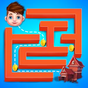Kids Maze Puzzle - Maze Challenge Game For PC (Windows & MAC)
