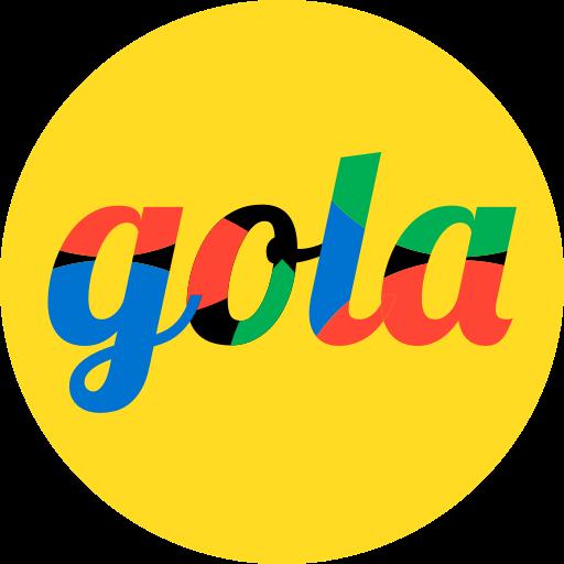 뭘 먹을지 고민될 땐, Gola! (app)