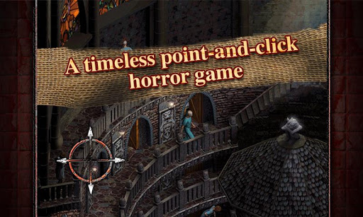 Sanitarium - screenshot