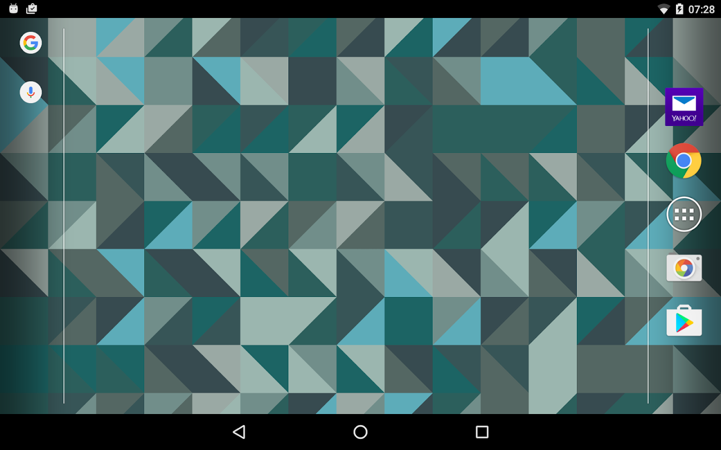 Triangles Live Wallpaper Screenshot 12