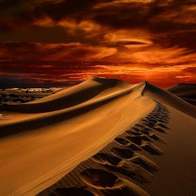 by Alain Labbe Alain - Landscapes Deserts (  )