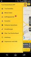 Screenshot of Taxi Deutschland