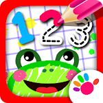123 Draw! Counting for kids! Icon
