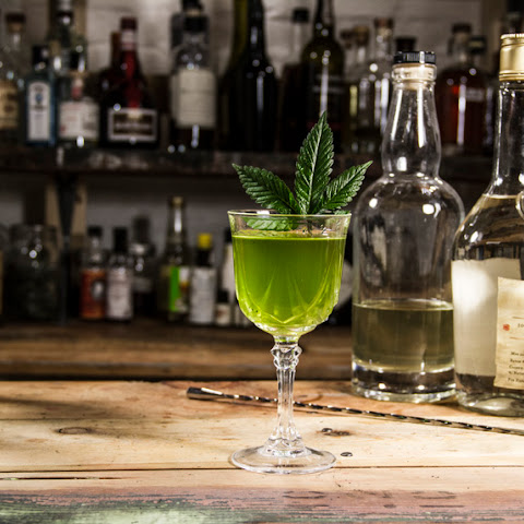 Trippin' Fairy – Marijuana Cocktail